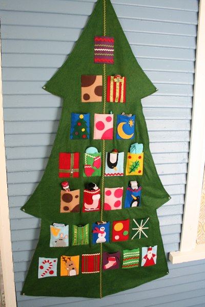 Advent tree1